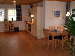 Küche im Ferienhaus S 16