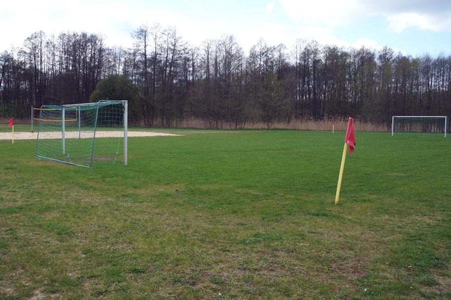Fussbal Feld