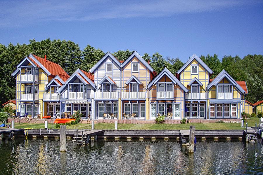 Häusergruppe K 01 Uferstrasse