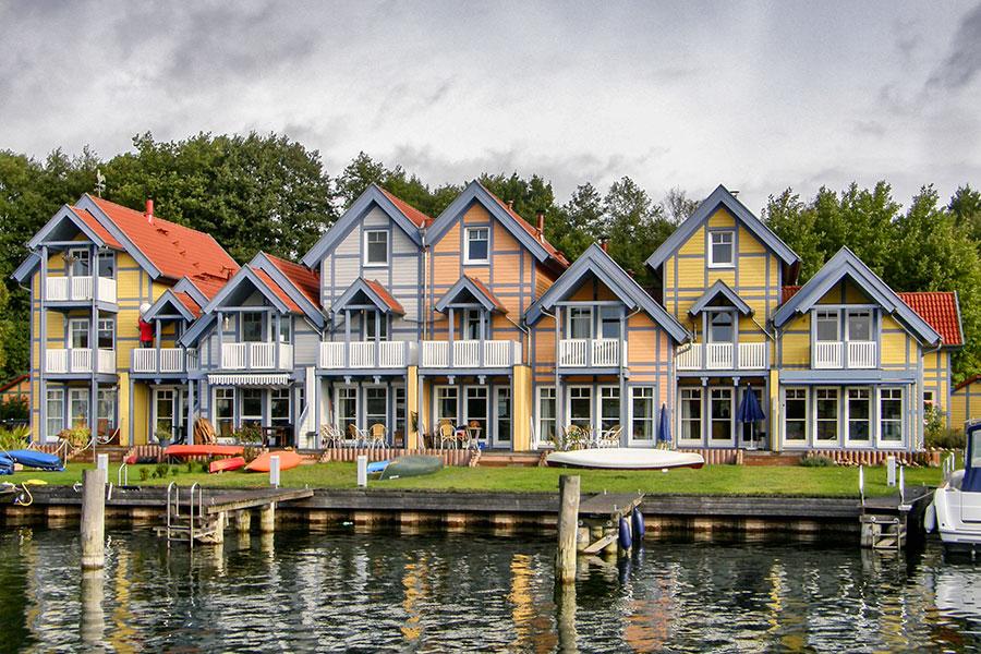 Häusergruppe K 02 Uferstrasse