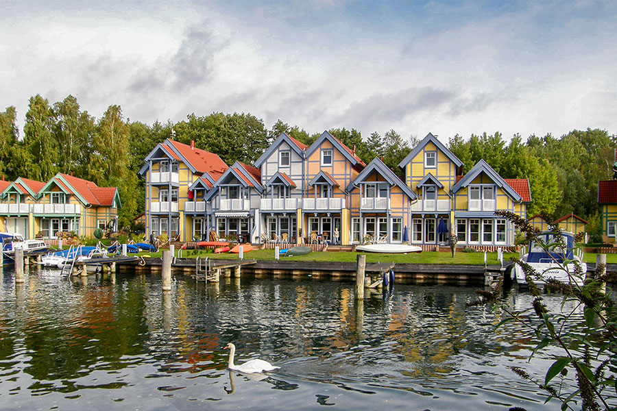 Häusergruppe K 03 Uferstrasse