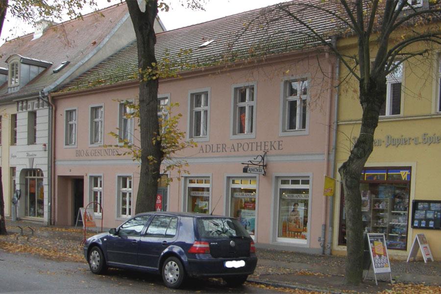 Adler Apotheke Rheinsberg