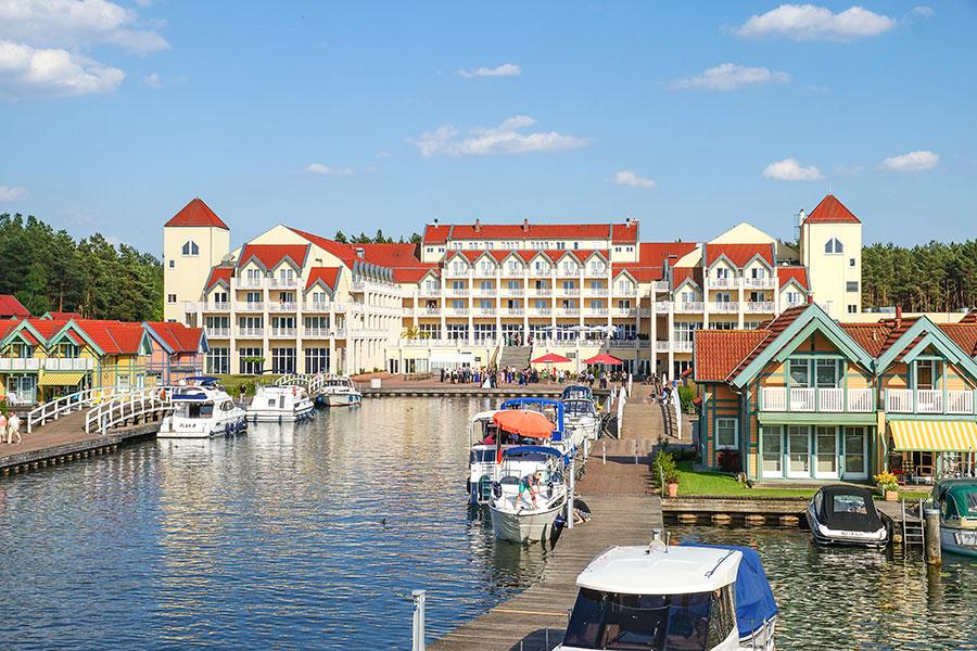 Maritim Hotel Hafendorf Rheinsberg