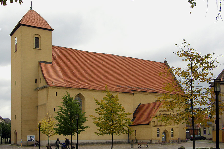 St. Laurentius Kirche in Rheinsberg